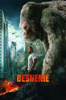 Rampage - Slovak Movie Cover (xs thumbnail)