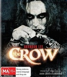 The Crow - Australian Movie Cover (xs thumbnail)