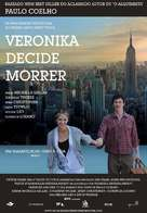 Veronika Decides to Die - Portuguese Movie Poster (xs thumbnail)