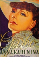 Anna Karenina - German Movie Poster (xs thumbnail)
