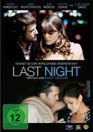 Last Night - German DVD cover (xs thumbnail)
