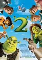 Shrek 2 - South Korean Movie Poster (xs thumbnail)