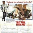L'homme de Rio - Movie Poster (xs thumbnail)