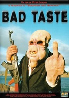 Bad Taste - French DVD movie cover (xs thumbnail)