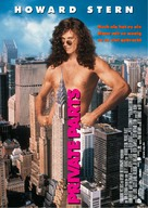 Private Parts - German poster (xs thumbnail)