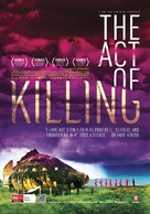 The Act of Killing - Australian Movie Poster (xs thumbnail)