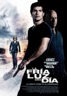The Cold Light of Day - Spanish Movie Poster (xs thumbnail)