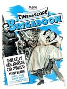Brigadoon - French Movie Poster (xs thumbnail)