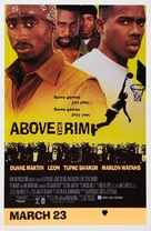 Above The Rim - Movie Poster (xs thumbnail)