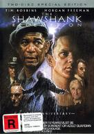The Shawshank Redemption - New Zealand DVD movie cover (xs thumbnail)