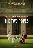 The Two Popes - Swiss Movie Poster (xs thumbnail)