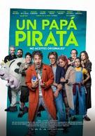 Un Papá Pirata - Mexican Movie Poster (xs thumbnail)