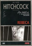 Rebecca - Spanish DVD movie cover (xs thumbnail)