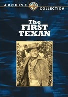 The First Texan - DVD cover (xs thumbnail)