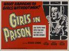 Girls in Prison - British Movie Poster (xs thumbnail)