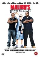 Malibu's Most Wanted - Danish DVD cover (xs thumbnail)