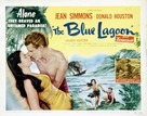 The Blue Lagoon - Movie Poster (xs thumbnail)