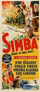 Simba - Australian Movie Poster (xs thumbnail)