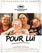 Halt auf freier Strecke - French Movie Poster (xs thumbnail)