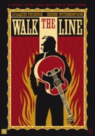 Walk The Line - Danish DVD movie cover (xs thumbnail)
