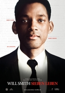 Seven Pounds - German Movie Poster (xs thumbnail)