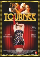 Tournée - German Movie Poster (xs thumbnail)