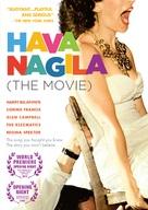 Hava Nagila: The Movie - DVD cover (xs thumbnail)