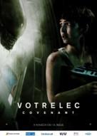 Alien: Covenant - Slovak Movie Poster (xs thumbnail)
