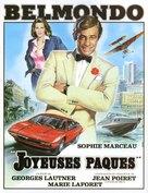 Joyeuses Pâques - French Movie Poster (xs thumbnail)
