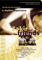 Zakir and His Friends - German poster (xs thumbnail)