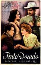 Boom Town - Spanish Movie Poster (xs thumbnail)
