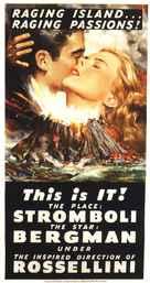 Stromboli - Movie Poster (xs thumbnail)