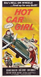 Hot Car Girl - Movie Poster (xs thumbnail)