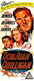 Don Juan Quilligan - Australian Movie Poster (xs thumbnail)