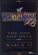 WrestleMania X-8 - Movie Cover (xs thumbnail)