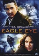 Eagle Eye - Polish Movie Cover (xs thumbnail)