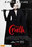 Cruella - Australian Movie Poster (xs thumbnail)