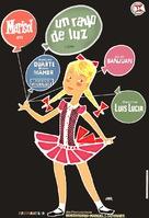 Rayo de luz, Un - Spanish Movie Poster (xs thumbnail)