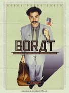 Borat: Cultural Learnings of America for Make Benefit Glorious Nation of Kazakhstan - French Movie Poster (xs thumbnail)