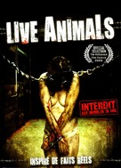 Live Animals - French DVD cover (xs thumbnail)