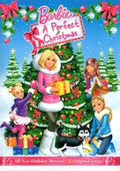 Barbie: A Perfect Christmas - DVD cover (xs thumbnail)