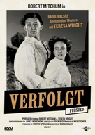 Pursued - German DVD cover (xs thumbnail)