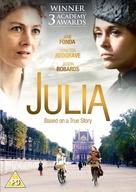 Julia - British DVD movie cover (xs thumbnail)