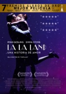 La La Land - Argentinian Movie Poster (xs thumbnail)