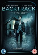 Backtrack - British DVD movie cover (xs thumbnail)