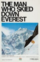 The Man Who Skied Down Everest - Movie Poster (xs thumbnail)