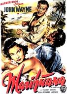 Big Jim McLain - German Movie Poster (xs thumbnail)