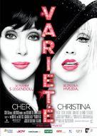 Burlesque - Czech Movie Poster (xs thumbnail)