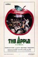 The Apple - Italian Movie Poster (xs thumbnail)