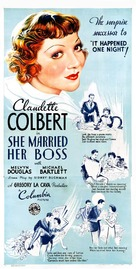 She Married Her Boss - Movie Poster (xs thumbnail)
